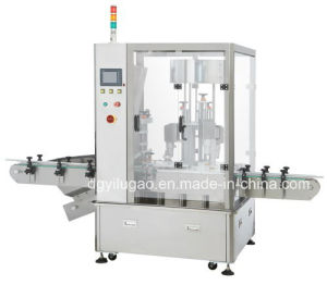 Automatic PLC Controlled Rotary Capping Machine pictures & photos
