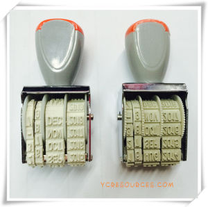 Number Date Roller Stamp for Promotional Gifts (OI36025) pictures & photos