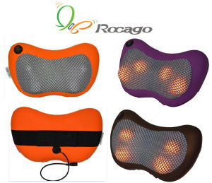 Portable Massager Pillow for Car Travel Office Used pictures & photos