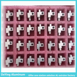 Factory Drilling Metal Processing OEM Surface Treatment Industrial Aluminum Extrusion