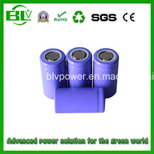 E-Cig Rechargeable Cylindrical Battery 18350 Battery Li-ion Battery pictures & photos