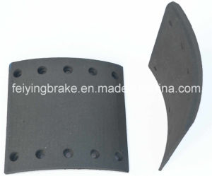 Asbestos Free Brake Lining for Heavy Duty Truck (WVA: 19094 BFMC: BC/37/1) Inculding Semi-Metallic and Ceramic, Carbon...Raw Material pictures & photos