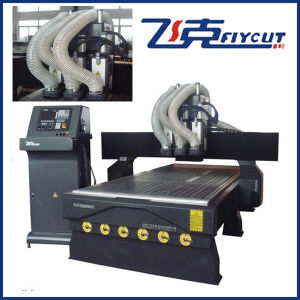 CNC ATS Wood Change Spindle Router Engraver pictures & photos