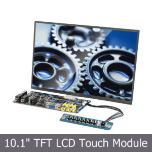 "10.1"" TFT 1024X600 LCD Touch Screen SKD Module pictures & photos"