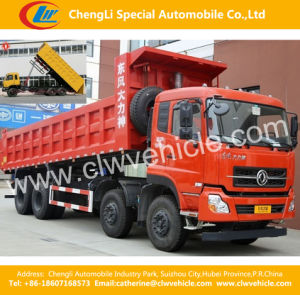 340HP Dongfeng 8*4 Tipper Truck / Dump Truck pictures & photos