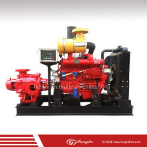 High Pressure Horizontal Multisatge Diesel Engine Fire Fighting Pump pictures & photos