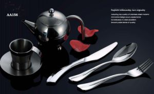 High Quality Stainless Steel Cutlery Dinner Set No. AA155 pictures & photos