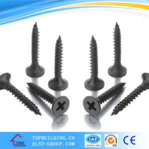 Black Screw for Drywall/Self Tapping Screw/Gypsum Board Screw pictures & photos