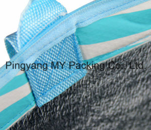 Best Promotional PP Non Woven or Woven Thermal Zipper Picnic Cooler Bag pictures & photos