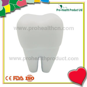 Customizable Tooth Shaped Stress Ball Manufacturer pictures & photos