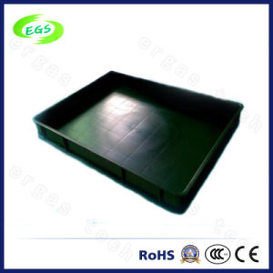 Black Plastic ESD Antistatic Boxes (Egs-Xym-ESD 8209A) pictures & photos