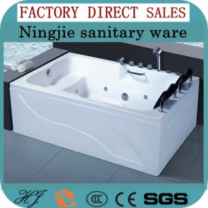 Foshan Factory Outlet Massage Acrylic Bathtub (5221) pictures & photos