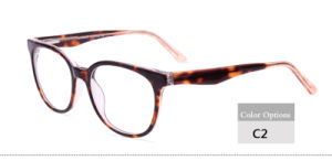 New Optical Acetate Frame Eyewear Ready in Stock (JC9020)