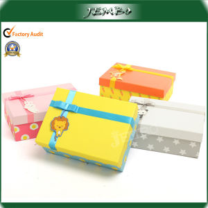 Eco Friendly Gift Food Printing Colorful Packaging Box pictures & photos