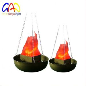 Stage Fire Effect Silk LED Flame Light for Christmas pictures & photos