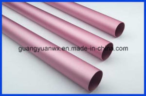 6063 T5 Tubal Extruded Aluminum Machined Tube/Pipe pictures & photos