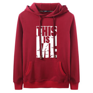 OEM Custom Trendy Design Fancy Print Casual Dri Fit Hoodies pictures & photos