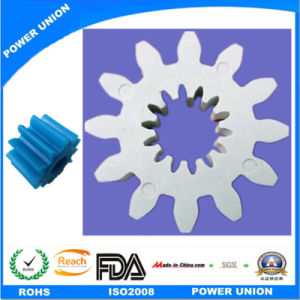 PTFE Plastic Transmission Spur Pump Gear pictures & photos
