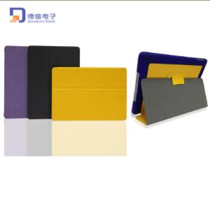 PU Leather Phone Cover and PC Shell Mobile Case (C009)