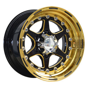 Inner Groove Big Cap SUV Alloy Wheels pictures & photos