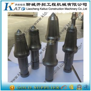 U135 Carbide Tiped Tooth Round Shank Mining Cutter Pick pictures & photos