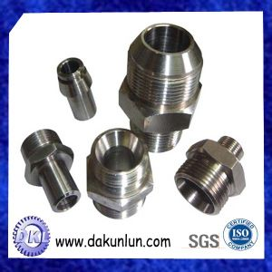 Custmized Different Kinds of Pipe Fittings in High Quality