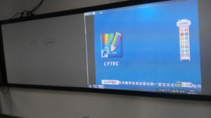 "160"" Interactive Electronic Blackboard, Full Touch, Double Projector pictures & photos"