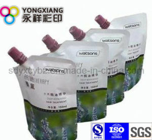 Washing Detergent Product Stand up Spout Bag pictures & photos
