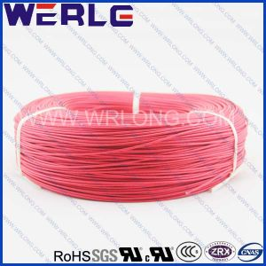UL 3122 High Temperature Silicone Rubber Insulated Fiberglass Braided Wire pictures & photos