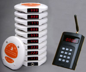 China Electronic Wireless Restaurant Smart Table Service Calling - Restaurant table ordering system