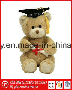 Hot Sale Plush Toy of Graduation Teddy Bear pictures & photos