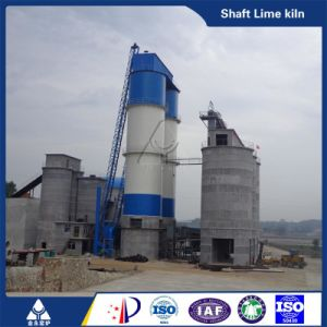 200tpd Vertical Shaft Lime Kiln pictures & photos