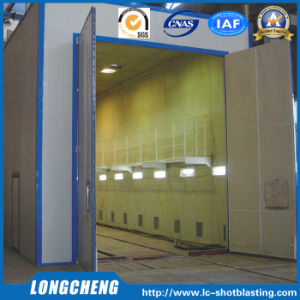Best Price Sand Blasting Booth From China