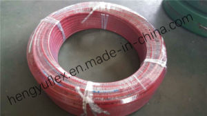 Steel Wire Braided High Pressure Washer Jet Clean Rubber Hydraulic Hose with 4000psi 6000psi 12000psi pictures & photos