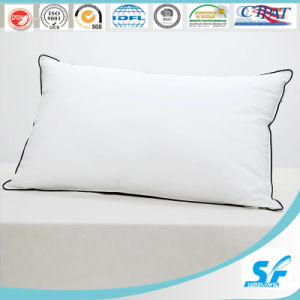 Double Side Pillow, Down Alternative Pillow, Down Bed Pillows pictures & photos