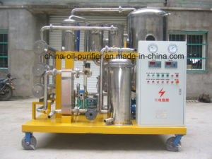 Vacuum Hydraulic Oil Filtration System pictures & photos