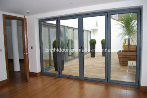 Interior Temporary Folding Door pictures & photos