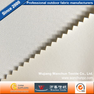 Polyester 600d-84t PVC High Strength Fabric for Bag Tent