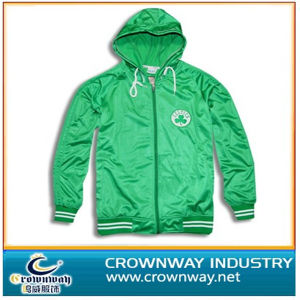Mens Sports Windproof Lightweight Jacket with Zip Closure Hoody pictures & photos