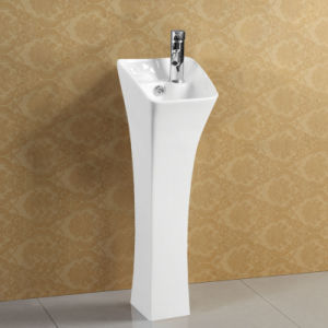 Floor Mounted Contemporary Design Sanitary Ware Basin