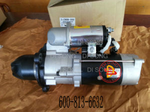 Start Motor for Komatsu Engine Part (PC450-8) pictures & photos