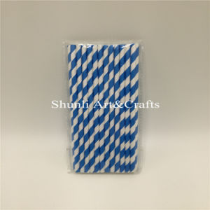 Holiday Decoration Table Paper Straw