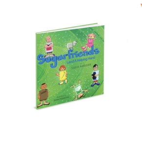 Paperback Child Book Printing Service in China (jhy-281)
