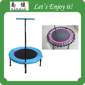 2015 Discount Outdoor Blue Trampoline pictures & photos