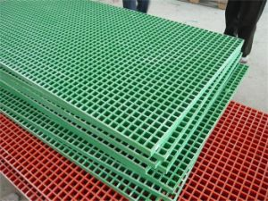 FRP/GRP Grating, Fiberglass Grating, FRP Gratings, Gratings pictures & photos