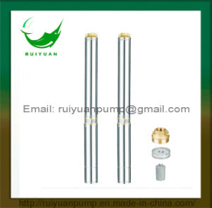 3 Inches Cheap Copper Wire High Quality Deep Well Pump Submersible Water Pompa (3SD) pictures & photos