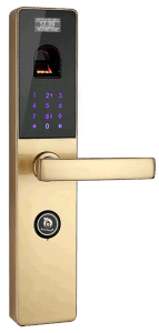 Fingerprint Lock Support Reversible Handle, Touch Keypad (UL-680) pictures & photos
