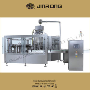 Automatic Carbonated Beverage Filling Machine in Pet Bottle pictures & photos