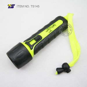 Waterproof 3 Watt LED Flashlight for Diving (T5145)