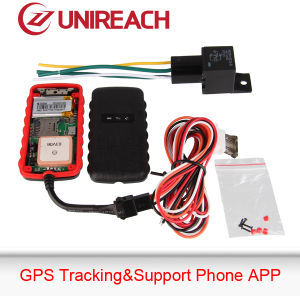 Mini GPS Vehicle Tracking Device with Microphone (MT08A)